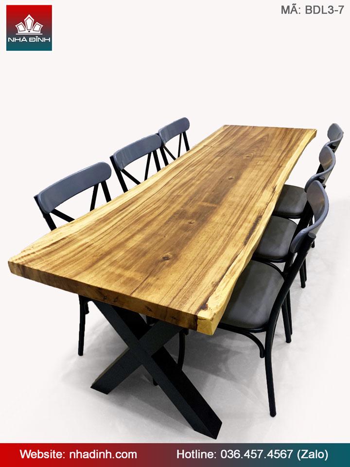 Bộ bàn ghế Me Tây
