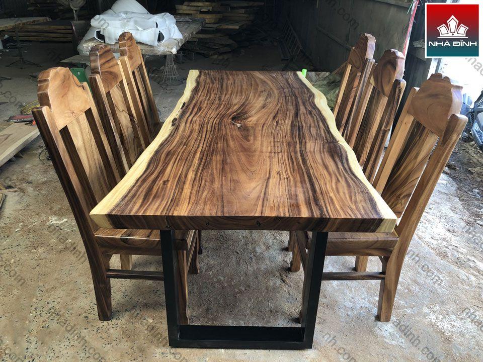 Nội thất gỗ Me Tây